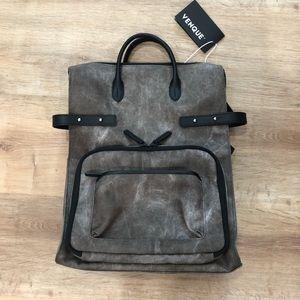 VENQUE bag / backpack with hidden straps